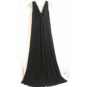 Soma Intimates Black Night Gown